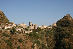 Summer in Sicily: Savoca Regions Of Italy, Mediterranean Sea, Sicily, Small Towns, Bicycles, Backpack, Europe, Island, Summer