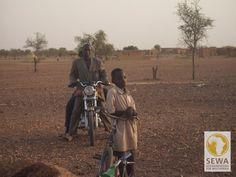 Fahrrad und Mororrad   solar-afrika.de