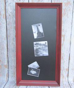 RESTAURANT CHALKBOARD Large Vintage 44x23 Framed by RevivedVintage, $189.00