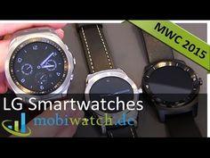 cool LG Watch Urbane und Urbane LTE: Erste Eindrücke der beiden neuen Smartwatches