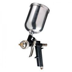 Pistoda De Pintura Arprex Modelo 12 Gravidade Bico 4,0mm Aplica Fibra de Vidro
