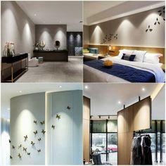 cuisine//salle de bains Floor Panel Round DEL PLINTHE Light Kit –10x Blanc Chaud Spotlight