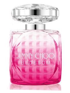 Jimmy Choo Blossom - a new fragrance for women 2015/Smells just as good as all his other fragrances!