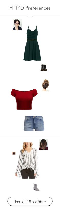 """HTTYD Preferences"" by maryvarleyrox ❤ liked on Polyvore featuring Dr. Martens, Karen Kane, ASAP, Miss Selfridge, Forever 21, H&M, AMIRI, Frame, Zimmermann and Karen Millen"
