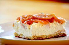 Feuilletée à la Mousse de Mascarpone et Pommes Caramélisées