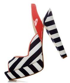 Shoe Fetish / Stripe