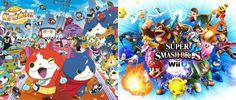 Lee Yo-Kai Watch 2 y Super Smash Bros., los más galardonados de los Japan Game Awards