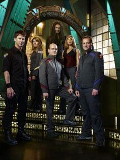 Stargate Atlantis - you know you miss it!