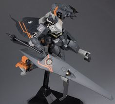 GUNDAM GUY: HG 1/144 Gundam Kimaris Trooper - Customized Build