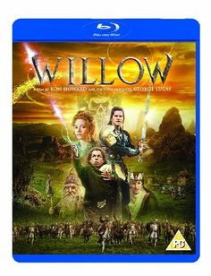 Willow (blu-ray) From legendary filmmakers George Lucas and Ron Howard comes one of the most beloved fantasy tales of all time. This ground breaking film features stunning special effects dazzling action and a classic http://www.MightGet.com/january-2017-12/willow-blu-ray-.asp