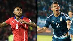 El partido Chile vs Uruguay en vivo  pueden verlo a través de todas las opciones que les dejamos ya ...