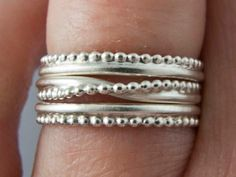 more stacked rings