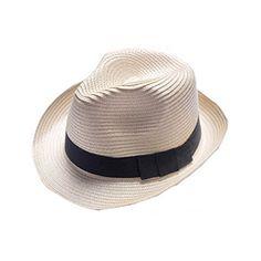3a203d988f59e Summer Style breathable Sun hat Beach Sunhat Fedora hat Trilby Straw panama  Hat women men Gangster