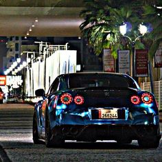 Nissan GTR new chrome look!