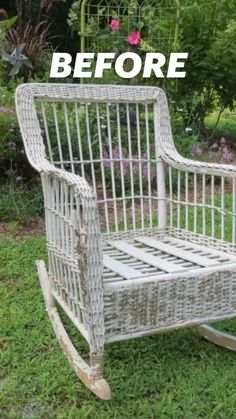 Furniture Update, Furniture Makeover, Home Furniture, Repurposed Furniture, Painted Furniture, Storage Bed Queen, Chair Repair, Before And After Diy, Home Room Design