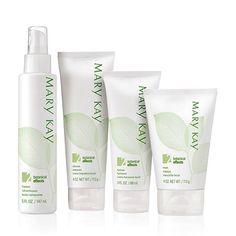 Mary Kay Botanical Effects Skin Care Set Formula 2 (Normal Skin)