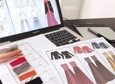 Creative Process of KIVITZ SS 2015: Lady Vanguard