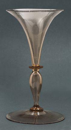 Calice, Murano seconda metà XVI secolo, vetro