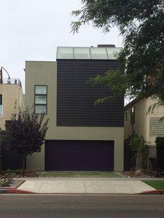 Dream houses in Venice, California