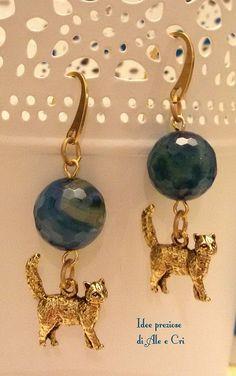 """Orecchini / earrings """"Idee Preziose di Ale e Cri"""""""