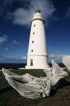 Cape Willoughby, in South Austarlia, was first lighthouse erected in South Australia, in 1852. It lights the Backstairs Passage between Kangaroo Island and the mainland.