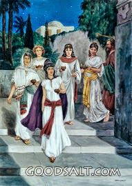THE CHURCH OF YAHVEH AT SMYRNA a, PROPHETIC ASSOCIATION: The Parable of the Ten Virgins…And The Sacred Name...
