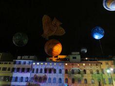 Plasticiens Volants - notte bianca - Firenze | Flickr – Condivisione di foto!
