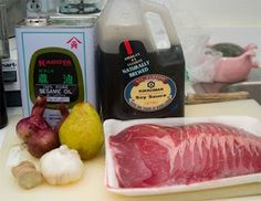 Bulgogi marinade  ~Allison~ Can't wait to try this to see how it stacks up to MyYoung's recipe
