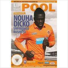 2012/2013 - Blackpool FC v Ipswich Town FC, Football Programme