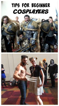 Cosplay Ideas Tips for Cosplay Beginners - Wondering how to get started in Cosplay? Check out these great Cosplay tips for beginners and attend your first convention with confidence! Couples Cosplay, Cosplay Diy, Cosplay Makeup, Cosplay Outfits, Halloween Cosplay, Cosplay Costumes, Anime Cosplay, Costume Tutorial, Cosplay Tutorial