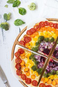 Von Veggie bis Low Carb: 20 Ideen für Gemüsepizza