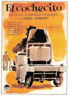 El cochecito (1960), Marco Ferreri.