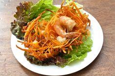 Hanoi Shrimp Cakes-banh tom