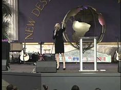 """'' We are the redeemed of the Lord! """"- Pastor Paula White"""