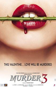 Teaser Poster of Randeep Hooda - AditiRao Hydari starrer Murder3
