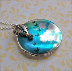 adorable necklace! $36