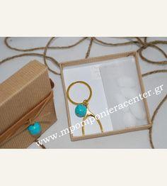 Μπομπονιέρα γάμου Γιάντες μπρελόκ Personalized Items, Bracelets, Gold, Jewelry, Jewlery, Jewerly, Schmuck, Jewels, Jewelery