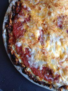 Recipe: Cauliflower Crust Pizza