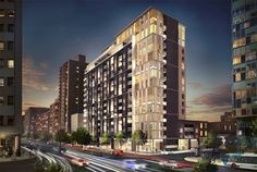 Le Metropol Laval, Loft, Construction, Condo, Multi Story Building, Exterior, Architecture, City, Home