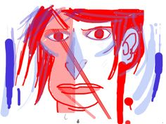 Scriba Stylus Stylus, Digital Art, Wall, Anime, Walls, Anime Shows