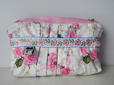 Nécessaire Romântica Diaper Bag, Handmade Products, Shabby Chic, Ideas, Diaper Bags