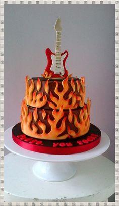 Elektro gitar pasta