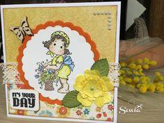Tilda_magnolia card spring
