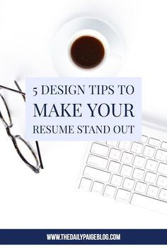 How To Make A Resume Stand Out How To Make Your Resume Stand Out  Pinterest  Career Advice .