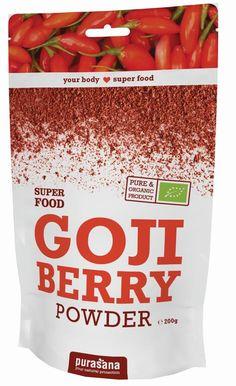purasana GOJI BERRY Powder 200 Gramm