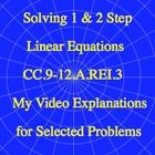 Solving Linear Equations Using One to Two Steps