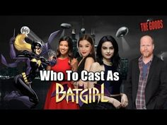 The Goods Podcast: Who to Cast as Batgirl?