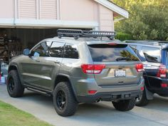 Jeep & Off-Road Discussion Community Jeep Grand Cherokee Laredo, Grand Cherokee Lifted, Grand Cherokee Trailhawk, Jeep Grand Cherokee Limited, Jeep Wrangler Lifted, Jeep Wrangler Unlimited, Jeep Wranglers, Lifted Jeeps, Roof Rack Basket