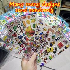 Check out the site: www.nadmart.com   http://www.nadmart.com/products/sst-1-sheet-randomly-cartoon-kawaii-diary-decoration-kids-toys-stickers-transparent-pvc-stationery-kindergarten-gift-award/   Price: $US $0.55 & FREE Shipping Worldwide!   #onlineshopping #nadmartonline #shopnow #shoponline #buynow