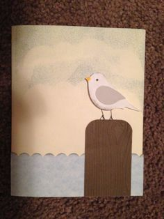 SU bird punch CHRISTMAS CARDS - Google Search